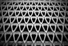 Blind Side (Douguerreotype) Tags: london geometric monochrome uk blackandwhite abstract british buildings mono geometry city architecture britain urban gb bw england