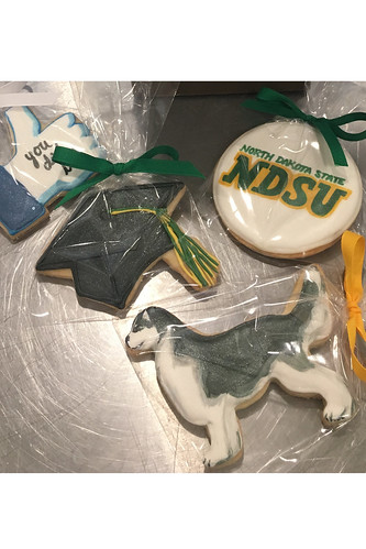 Graduation School Cookies