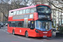 LK67 EKT (VWH2378) Metroline London (hotspur_star) Tags: londonbus londonbuses londontransport londonbuses2018 wrightbus volvob5lh tfl transportforlondon hybridbus hybridtechnology busscene2018 doubledeck metrolinelondon lk67ekt vwh2378 6