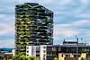 Vertical Garden Building (LeWelsch Photo) Tags: vertical garden building climbing plants asymmetric balconies bächtelen wabern bern switzerland a6000 ilce6000 sel55210 lewelsch lewelschphoto