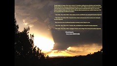 SEVERE THUNDERSTORMS! (northern_nights) Tags: severethunderstorms thunderstorms santafe newmexico wallcloud funnel