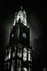 Domtoren Utrecht (A.Reef) Tags: dark light mysterious monochrome