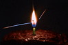 Happy Birthday Flickr (Caroline.32) Tags: happybirthday flickr flickrbirthday nikond3200 50mm18 extensiontube12mm chocolate cake candle sparkler flame catchycolors