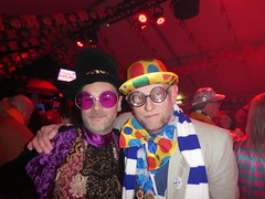 carnival david and kuhn (treenquick) Tags: costumes carnival hair colour