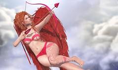 Cupids Relief (Hopathia Shinobu) Tags: amara beauty avenge cynful d23 district 23 doe elise frou kustom9 rewind scandalize swallow tres chic foxcity