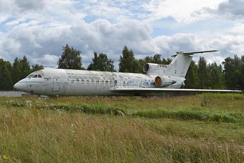 Yakolev Yak-42 'CCCP-42302'