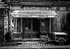 Boulangerie (King Grecko) Tags: bw shop bakery blackandwhite boulangerie contrast deliverybike facade france french larochelle storefront wooden