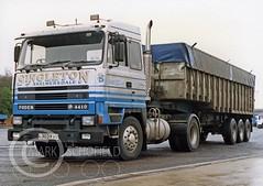 L303FVU FODEN 4410 (Mark Schofield @ JB Schofield) Tags: jim taylor transport road commercial vehicle lorry truck wagon tipper tanker artic eight wheeler haulage contractor bulk haulier tractor unit