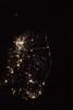 South Korea at Night (sjrankin) Tags: 10january2018 edited nasa citylights korea southkorea northkorea rok dprk koreanpeninsula iss iss053 seoul seaofjapan yellowsea iss053e357618