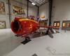 Red Menace (BFS Man) Tags: d750 houston lonestarflightmuseum nikon texas airplane museum