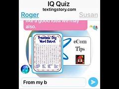 IQ Text Story (keywebco) Tags: iq text story