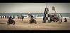 Let 'er Rip (Whitney Lake) Tags: panorama pano shore harleydavidson harley dragrace motorcycle surf sand beach atlantic southjersey jerseyshore newjersey wildwoods 2017 theraceofgentlemen trog