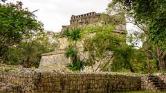 House of the Deer, Chichen Itza (sharon.verkuilen) Tags: mexico yucatan chichenitza mayanruins houseofthedeer sony a7rii