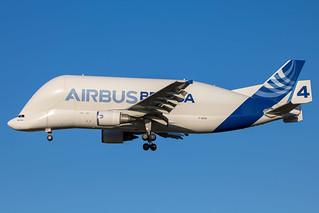 Airbus Industrie - Airbus A300-605ST F-GSTD @ Toulouse Blagnac