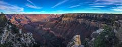 Grand Canyon National Park (dweible1109) Tags: grandcanyonnationalpark nationalpark iphone landscape naturalwonder pano az southrim