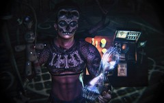 Nightmare in New Orleans (CalebBryant) Tags: sl secondlife madpea madpeagames madpeaproductions nightmare neworleans voodoo adventure game tattoo addictedtoink ati buzzeri drd exmachina krescendo nacht pfc