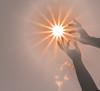 light is life (krøllx) Tags: hands heaven light lights silhouette sun dsc063162016051412