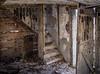 Wayland Cabin (Rodney Harvey) Tags: abandoned log cabin 1833 clark county missouri cheif keokuk blackhawk rural decay history