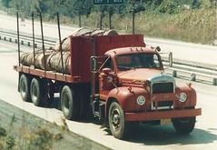 Mack B: I-83 (PAcarhauler) Tags: mack truck tractor semi trailer