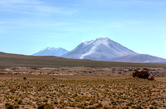 Altiplano (mbphillips) Tags: mbphillips canon450d 玻利维亚 南美洲 볼리비아 남아메리카 ボリビア 南アメリカ sudamérica américadelsur 玻利維亞 bolivia southamerica landscape paisaje 景观 景觀 경치 geotagged photojournalism photojournalist altiplano canonef85mmf18usm mountain 산 山 montaña