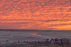 Sunset Over LBI (seanbeebe_photo) Tags: afterglow nj newjersey lbi ocean longbeachisland