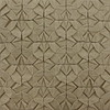 Sharpened Square Interlace Tessellation (Michał Kosmulski) Tags: origami tessellation weave interlace pattern texture handmadepaper michałkosmulski tan brown beige buff