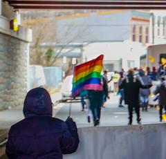 2018.01.15 Martin Luther King, Jr. Holiday Parade, Anacostia, Washington, DC USA 2342