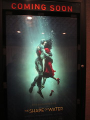 The Shape of Water Movie Poster 6471 (Brechtbug) Tags: the shape water movie poster 2017 guillermo del toro sally hawkins doug jones gilman creature from black lagoon monster universal pictures studio monsters new york city green creatures undead zombie cadaver its alive scary horror terror halloween fright moody shadow shadows face portrait hollywood transylvania holiday amphibian fish man