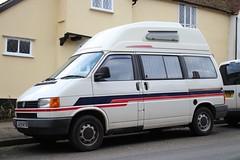 L829 NYB (Nivek.Old.Gold) Tags: 1994 volkswagen transporter 57 d swb autohomes komet camper 2370cc diesel