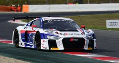 Audi R8 LMS / Edward Sandström / Romain Monti / Sainteloc Racing (Renzopaso) Tags: audi r8 lms edward sandström romain monti sainteloc racing blancpain gt series 2016 circuit barcelona race motor motorsport photo picture audir8lms edwardsandström romainmonti saintelocracing audir8 blancpaingtseries2016 blancpaingtseries gtseries2016 circuitdebarcelona gtseries
