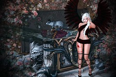 Anti Cupid by Z.O.E. (lauragenia.viper) Tags: anc imageessentials jian lumipro rezology secondlife secondlifefashion zoe