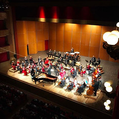 Concerto di Natale ORT Teatro Verdi di Firenze (Rustioni/Taverna)