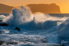Seastorm (whitenoisephotography1) Tags: seastorm waves sea capo caccia porto ferro sardinia sardegna storm amazing high rocks crashing sigma telephoto canon