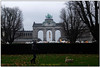 Parc du Cinquentenaire / Jubelpark, Bruxelles / Brussel (Belgique / België) (Jesús Cano Sánchez) Tags: elsenyordelsbertins fujifilm xq1 belgica belgium belgique belgie brusselles bruselas brussels bruxelles brussel parc parque park arc arco arch