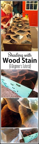 DIY Furniture Plans & Tutorials : Tutorial for making beautiful art on wood or furniture... using WOOD STAIN! {Saw...https://diypick.com/decoration/furniture/diy-furniture-plans-tutorials-tutorial-for-making-beautiful-art-on-wood-or-furniture-using-wood-s