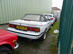 1987 Toyota Celica Cabriolet GT (Neil's classics) Tags: vehicle car 1987 toyota celica cabriolet gt