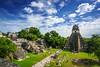Tikal (DSC6336) (DJOBurton) Tags: guatemala tikal greatplaza temple jaguar acropolis maya