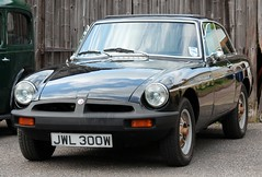 JWL 300W (Nivek.Old.Gold) Tags: 1980 mgb gt 1798cc