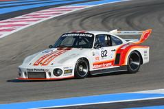 Porsche 935 (jfhweb) Tags: jeffweb sportauto sportcar racecar voituredecollection voiturehistorique voituredecourse courseautomobile circuitpaulricard circuitducastellet lecastellet httt 10000toursducastellet 10000tours classicenduranceracing cer porsche 935
