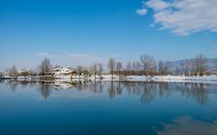 lake Zajarki (114) (Vlado Ferenčić) Tags: winter vladoferencic sky vladimirferencic lakes lakezajarki zaprešić hrvatska croatia nikond600 nikkor173528 cloudy