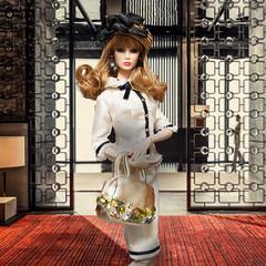 Beautiful woman (RockWan FR) Tags: beautifulwoman nuface fashionroyalty lilith eden integritytoys fashiondoll doll whitesuit