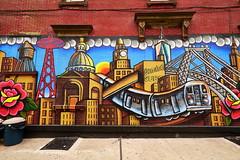 DSC06099 (joeluetti) Tags: nyc williamsburg graffiti