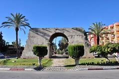 Cleopatra's Gate (Efkan Sinan) Tags: kleopatrakapısı tarsus mersin tarihiyerler türkiye türkei turchia tr turquie cleopatrasgate ancient romanemp marcusantonius iö8330 palmiye