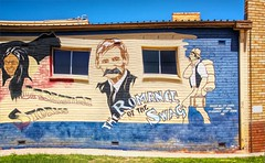 Henry Lawson: A Gifted and Troubled Life_0399 ✱ (Irwin Reynolds photo eXpressions) Tags: romanceoftheswagmural henrylawson romanceoftheswag brokenhillstreetart brokenhillmurals brokenhillstreetmurals brokenhillart streetart publicmurals australianliteraryfigures australianwriters australianliterature brokenhill outbackaustraliantowns australianoutback outbackaustralia outbacknewsouthwales
