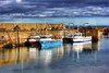 St Abbs 17 Feb 2018 00065.jpg (JamesPDeans.co.uk) Tags: landscape fishingboats fishingindustry workboat borders unitedkingdom britain cn373 wwwjamespdeanscouk landscapeforwalls jamespdeansphotography uk digitaldownloadsforlicence campbeltowncn stabbs forthemanwhohaseverything ships gb greatbritain transporttransportinfrastructure shore buoy lobsterpots reflection scotland sy628 fishingboatregistrations boats printsforsale stornowaysy northsea harbour firthofforth coast sea europe