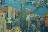 One World Observatory View (dog97209) Tags: one world observatory the manhattan brooklyn bridges from trade canter nyc ny beekman towers