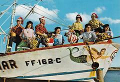 Era uma vez... na Figueira da Foz (© Portimagem) Tags: portugal patrimónionacional historia figueiradafoz retrato mulher homem pescadores barco folclore trajetípico traditionaldress