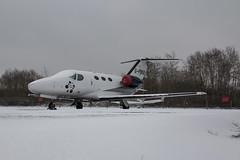 EGLK - Cessna 510 Citation Mustang - G-FBKB & G-FBKC (lynothehammer1978) Tags: eglk bbs blackbushe blackbusheairport gfbkb wiijet blinkltd cessna510citationmustang