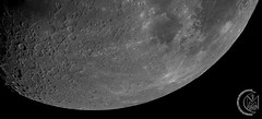 Southern Section of Moon Mosaic [2018.02.24] - EXPLORED [2018.03.03] (1CM69) Tags: 1cm69 as3 asi224mc astrophotography autostakkert bishnym bishopsnympton celestron celestroncpc925 clavius cpc925 exiftool geosetter kjevans luna lunar lune moon photoshop pipp starizonamicrotouchautofocuser zwo england unitedkingdom gbr