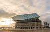 Das Hafenhaus Antwerpen (frankwinkler1969) Tags: hafen haus port antwerpen belgien wasser himmel